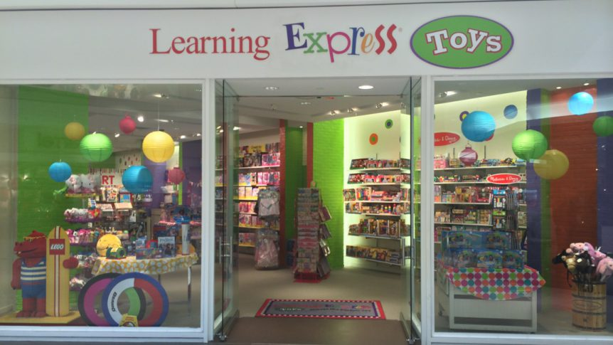 512 Learning Express Toys of Natick Mall Temp
