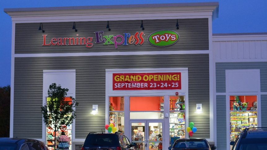 Learning Express Toys Introduces New Corporate Store and ...